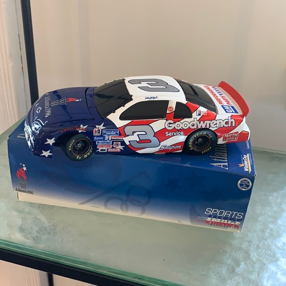 Dale Earnhardt bank collector edition